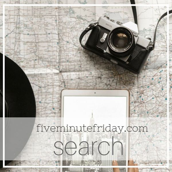 Search - 31 Days of Five Minute Free Writes